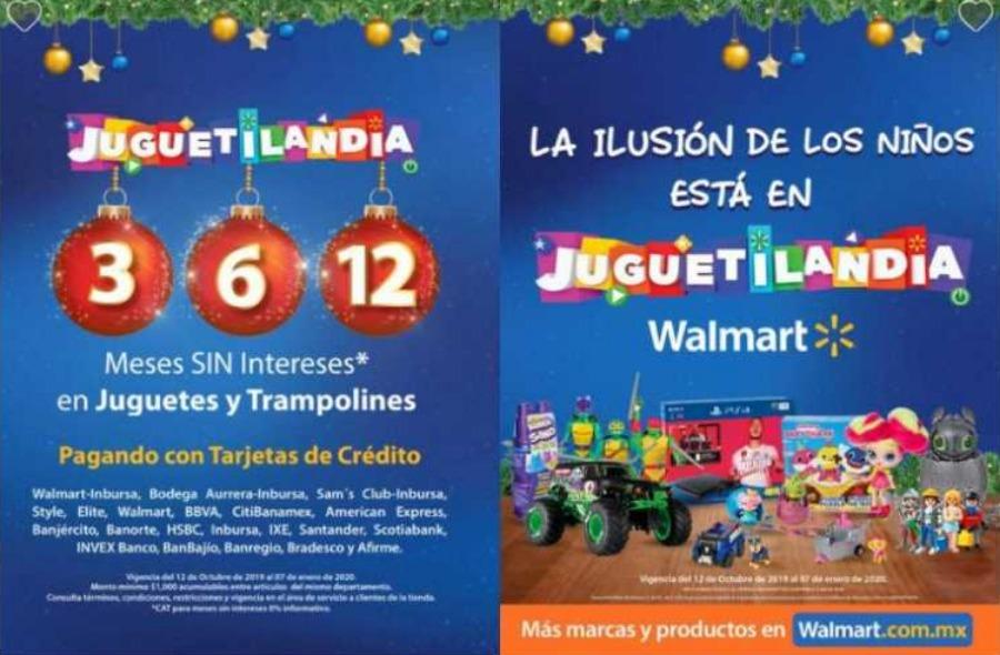 folleto de ofertas Juguetilandia 2019