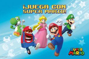 Mcdonalds Cajita Feliz Juguetes Super Mario Bros Octubre 2019