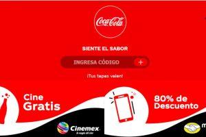 Promoción Coca-Cola Tapas Verdes 2019Libre