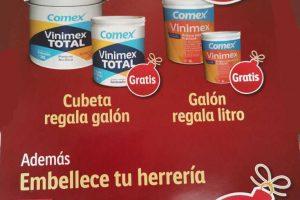 Promoción Comex Regalón Regalitro 2019