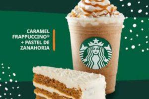 Starbucks: 10 estrellas extra al daypart haciendo 3 compras al 6 de octubre 2019