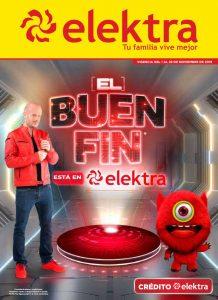 Catálogo de ofertas Elektra Buen Fin 2019