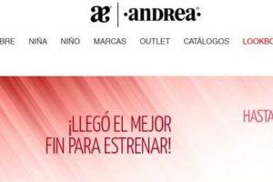 Catálogo de Ofertas el Buen Fin 2019 en Andrea