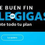 AT&T Buen Fin 2019: 50% de descuento en primer recarga y Triple de Gigas