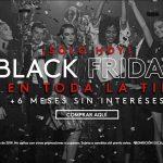 Black Friday 2019 en Promoda: 2x1 en toda la tienda + 6 MSI
