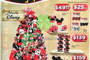 Folleto de Ofertas Bodega Aurrera La mejor Navidad del 5 al 14 noviembre 2019