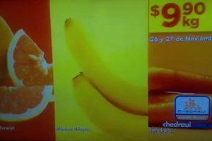 Frutas y Verduras Chedraui 26 y 27 de noviembre 2019
