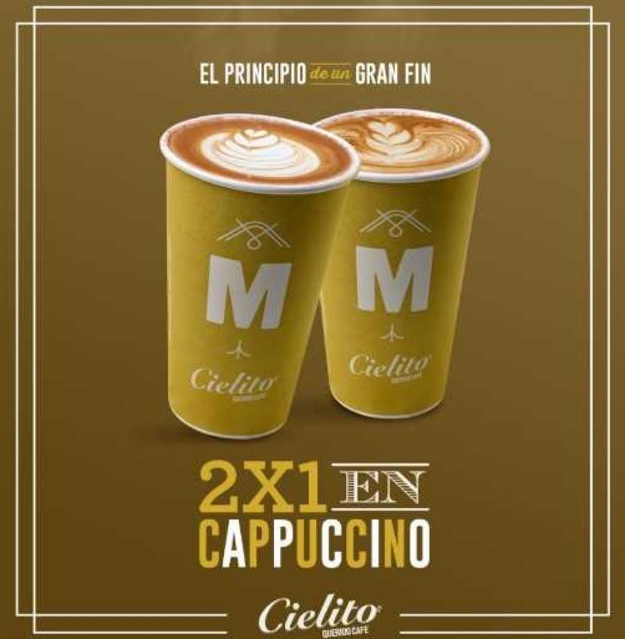 Promociones El Buen Fin 2019 en Cielito Querido Café