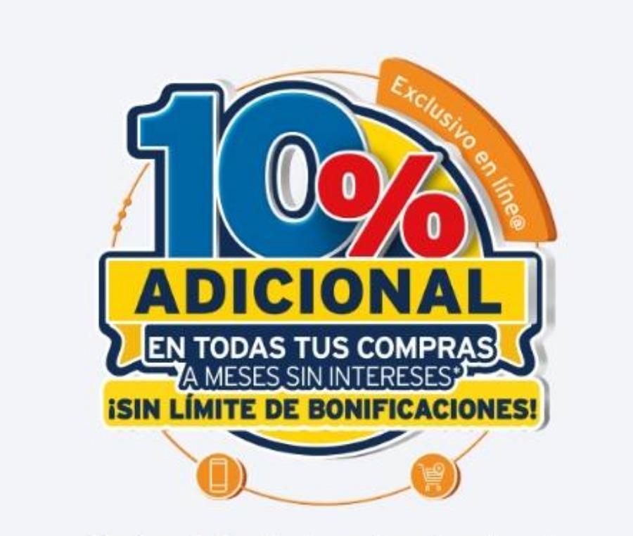 Citibanamex El Mejor Martes 2019: 10% de bonificación a MSI online