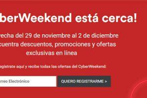 Coppel - Cyber Weekend del 29 de noviembre al 2 de diciembre 2019