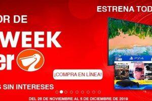 Ofertas Cyber Week 2019 en La Comer