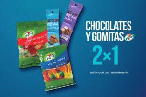 7 eleven ofertas Buen Fin 2019 2x1 en productos