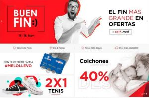 Ofertas del Buen Fin 2019 en Famsa