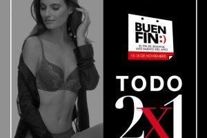 Promoción Fiorentina El Buen Fin 2019: 2×1 en toda la tienda