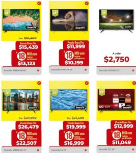 City Club El Buen Fin 2019: Folleto de ofertas y promociones