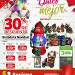 Folleto Soriana Ofertas de Navidad del 19 al 28 de noviembre 2019