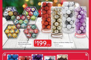Folleto Walmart ofertas de Navidad al 3 de Diciembre 2019