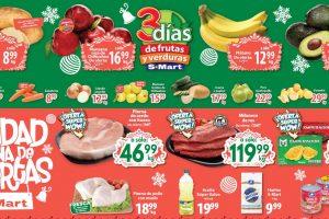 S-Mart - Frutas y Verduras del 19 al 21 de Noviembre 2019