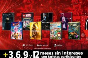 Ofertas GamePlanet El Buen Fin 2019: Hasta 50% de descuento y 12 msi