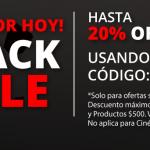 Groupon Black Friday 2019: Cupón de hasta 20% de descuento adicional