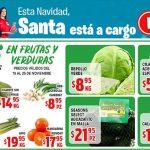 HEB Frutas y Verduras del 19 al 25 de Noviembre 2019
