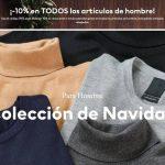 H&M: Cupón 10% de descuento adicional en artículos para caballero