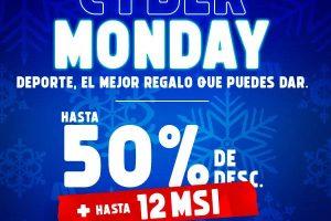 Martí Cyber Monday 2019: Hasta 50% de descuento + 12 msi