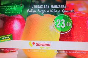 Mega Soriana Martes y Miércoles del Campo 26 y 27 de noviembre 2019
