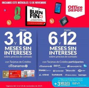 Ofertas Del Buen Fin 2019 en Office Depot
