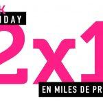 Black Friday 2019 en Osom: 2x1 en miles de productos