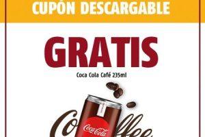 Oxxo: Coca-Cola Café GRATIS descargando cupón de descuento