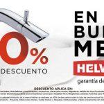 Promoción Helvex Buen Fin 2019: 40% de descuento todo noviembre