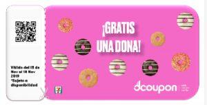 Promociones 7-Eleven Buen Fin 2019: Donas y Pizza Gratis con dCoupon