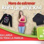 Soriana Híper y MEGA: 30% de descuento en suéteres y playeras manga larga