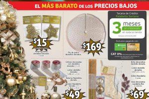 Folleto Soriana Mercado y Express al 12 de diciembre 2019