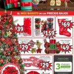 Folleto Soriana Mercado Ofertas de Navidad del 19 al 28 de noviembre 2019