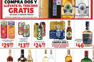 Promoción Jueves Cervecero Soriana Mercado 28 de noviembre