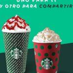 Starbucks Cupón 2x1 en Frappuccino