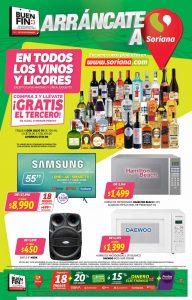 Folleto de ofertas Soriana Súper El Buen Fin 2019