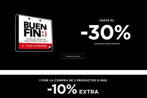 Ofertas Tous El Buen Fin 2019: hasta 30% de descuento
