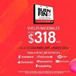 El Buen Fin 2019 Vivaaerobus vuelos nacionales desde $318
