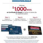 Costco: $1,000 de regalo al adquirir membresía ejecutiva y tarjeta de crédito Costco