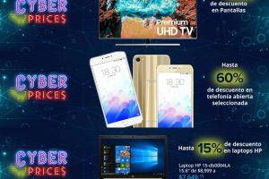 Promociones Soriana Cyber Monday 2019: Hasta 60% de descuento + 18 msi