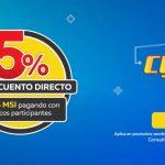 Cyber Monday 2019 en Elektra: 10% de descuento directo + hasta 24 MSI