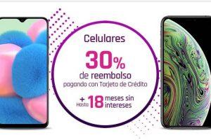 Cyber Monday 2019 en Suburbia: 30% de reembolso y 18 msi en celulares