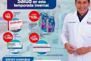 Folleto Farmacias Benavides del 1 al 31 de diciembre del 2019