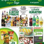 Folleto Soriana Super Ofertas Semanales del 6 al 12 de diciembre 2019