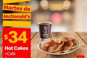 Cupones Martes de McDonalds 3 de diciembre de 2019