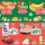 S-Mart Frutas y Verduras del 3 al 4 de diciembre 2019