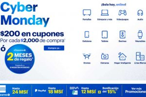 Promociones Cyber Monday 2019 en Best Buy
